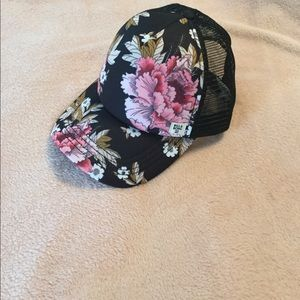 Billabong Floral Cap